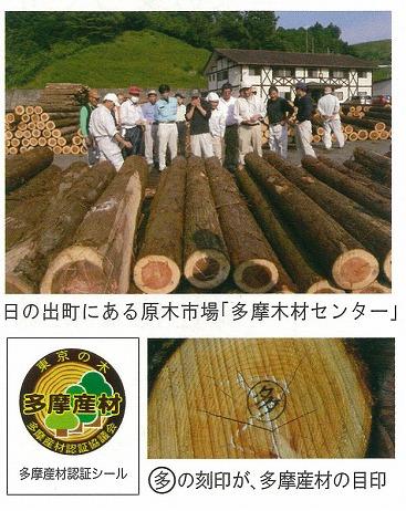 山の麓の五日市を拠点に、木と人を繋ぎます
